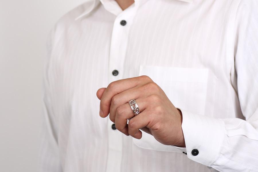 結婚指輪はゆとりをもって。